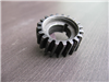 Crankshaft bevel wheel gear